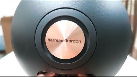 Harman Kardon Onyx Studio 2 (Black+Gold) BNIB GROSIR