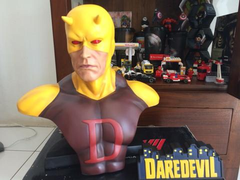 SIDESHOW CLASSIC DAREDEVIL LEGENDARY SCALE BUST
