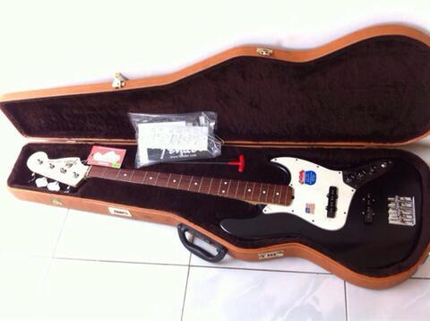 Fender Jazz Bass Highway One USA