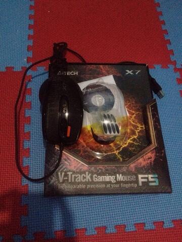 Mouse Macro X7 F5