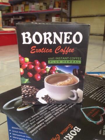 Kopi Borneo Exotica