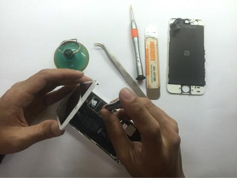 service iphone ipad bandung (lcd, battery, hardware, software)