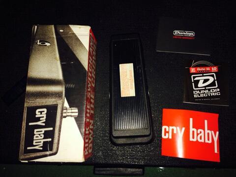Dunlop Cry Baby GCB 95 Bandung