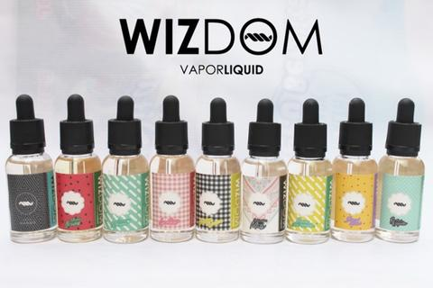 Wizdom liquid 30ml for vaporizer !!