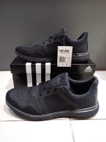 jual sepatu running adidas energy bounce 2M full black original murah 9a3cce67f2
