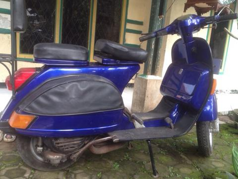 Vespa Exclusive2 '97 Baru Cat Orsinil