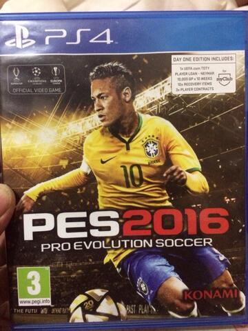 PES 2016 (anniversary edition)