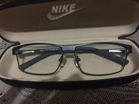 Terjual jual kacamata nike sport minus 1 bandung titanium  73a818a784