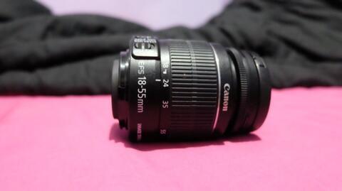 Canon 600D fullkit