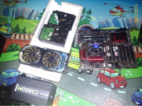 Paketan Haswell Gaming MSI B85 G43 Gaming Ketengan!