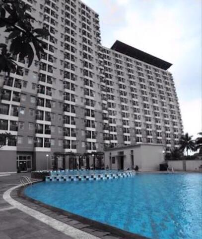Sewa Penginapan Apartemen Transit/Harian/Mingguan Mares 2 Depok Jakarta
