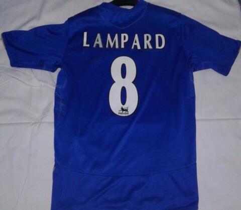 designer fashion 2e577 49cbe Jersey Chelsea Centenary Lampard