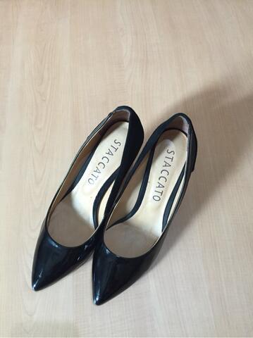 Terjual sepatu wanita branded merk staccato original mint condition ... 8f534f6e16