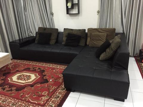 Terjual Sofa Minimalis Hitam Ex Informa Kaskus