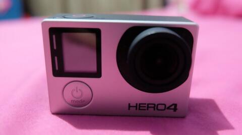 GoPro Hero 4 Silver Second 2Bln Pemakaian