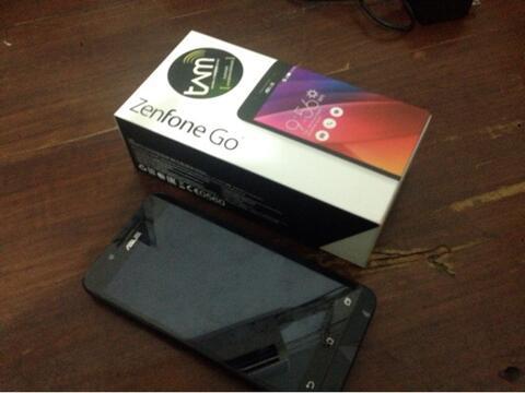 Zenfone Go ZC500TG 16GB Storage & 2GB RAM. Bisa TT/Barter