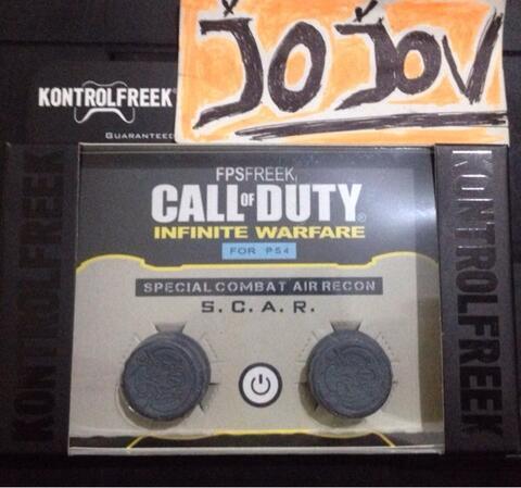 [PS4] NEW KONTROLFREEK Call of Duty Infinite Warfare S.C.A.R FPSFreek