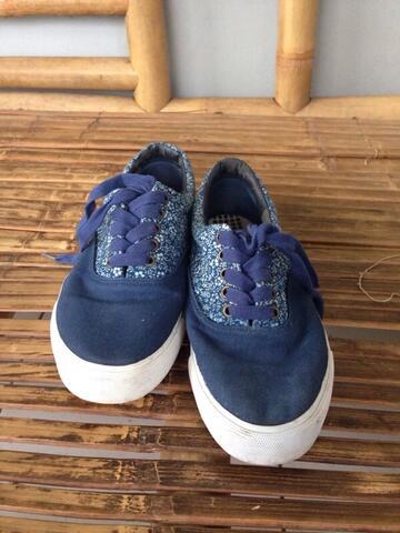 Topman shoes, not vans authentic, vans era