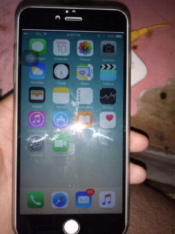 iphone 6s plus 64gb gold mulus fullsett