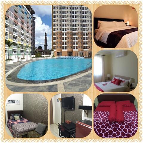 Sewa Penginapan Harian Transit Apartemen Margonda Residence 2 Apartment Depok Jakarta