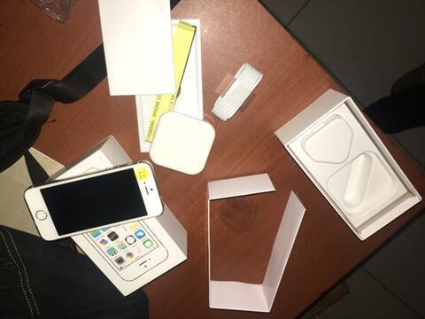 iphone 5S 16Gb Gold MULUS