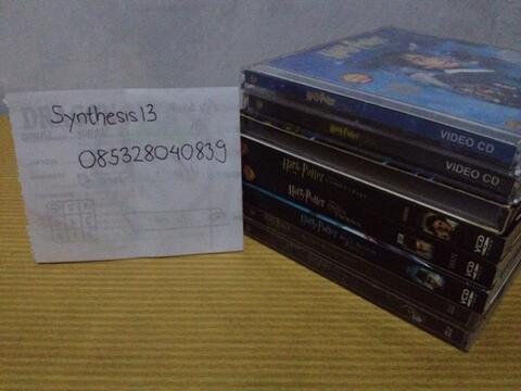 Original VCD Harry Potter