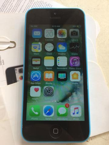 iPhone 5c FU, 32GB, fullset mulus!!