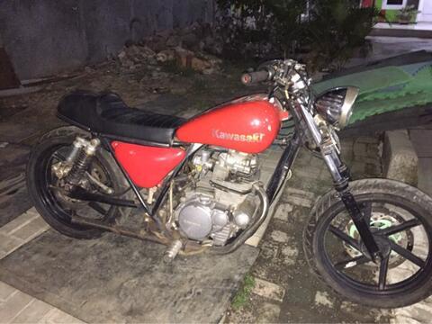 Kawasaki KZ 200