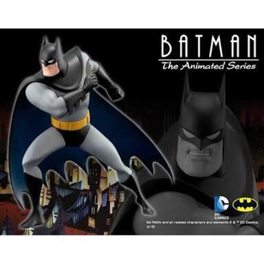 batman animated artfx 1/10