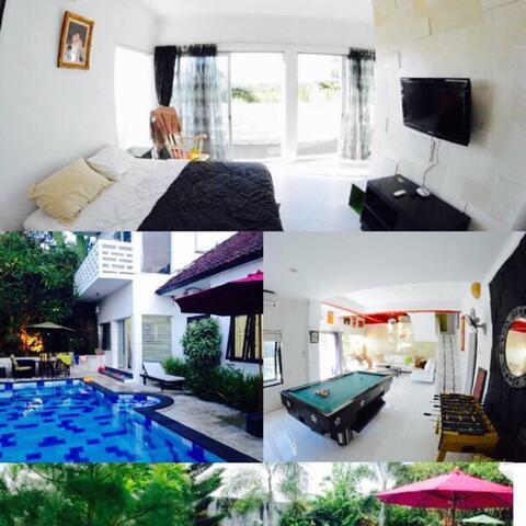 villa jimbaran kawasan ayana resort