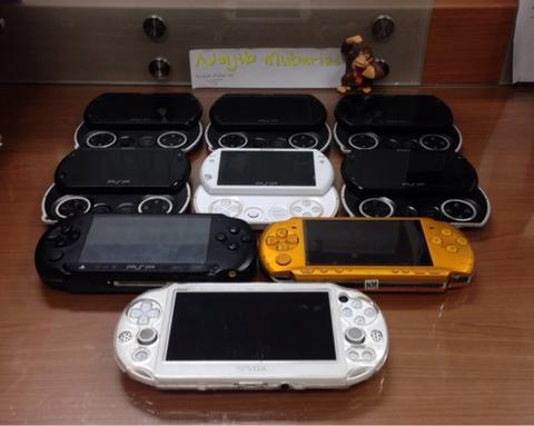 Aneka PSP & PS Vita BERGARANSI & bosa request games PSP