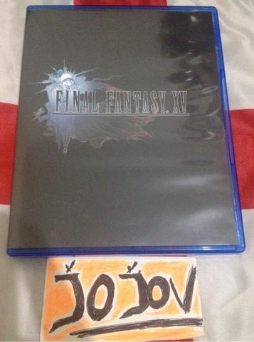 BD PS4 - Final Fantasy XV (english)