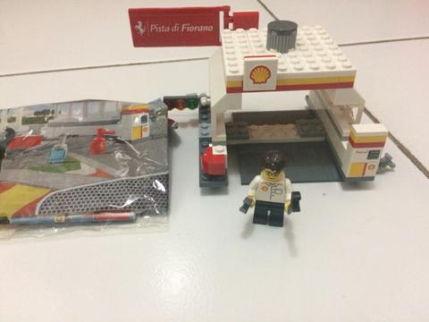 Lego Shell Station