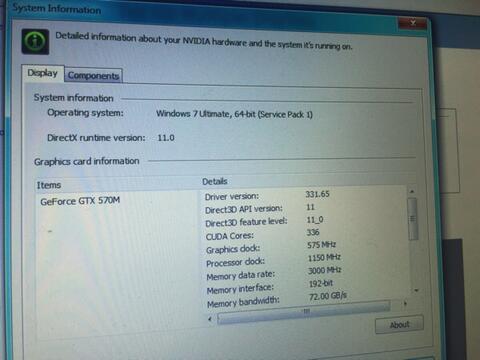 Alienware M15X 2011 WITH BONUS!!