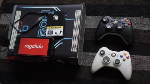 Xbox 360 Jasper RGH Full Game