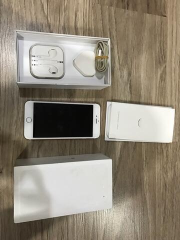 Iphone 6+ 64 gb Rosegold