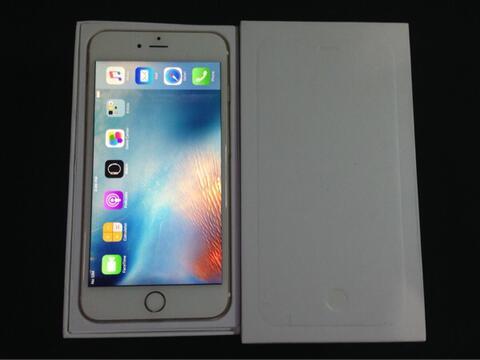 iPhone 6+   6 plus 16gb gold second murah fullset mulus cihuy bandung f04a3c996b