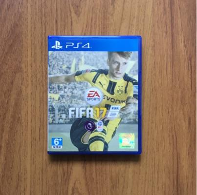 BD PS4 Fifa 17 2nd