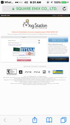 Beli Crysta di mog stasion Final Fantasy diweb square enix (square enix.co.ltd)