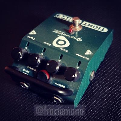 Efek Gitar Amptweaker Tight Drive