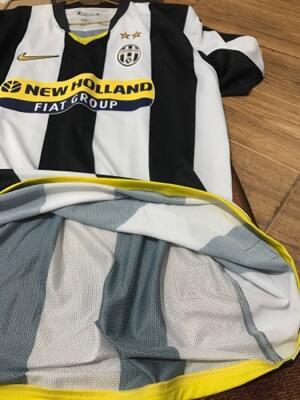 Jersey Original Juventus 2008