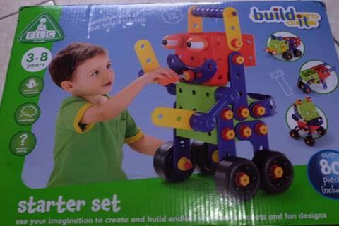 ELC Build It Starter Set (Diskon besar)