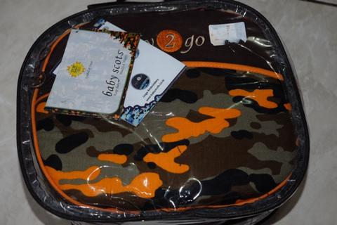 Tas Baby Scots Baby 2 Go Army Series