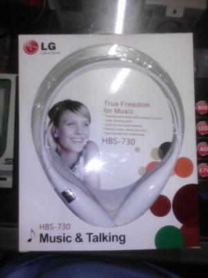 Headset Bluetooth LG Tone HS 730