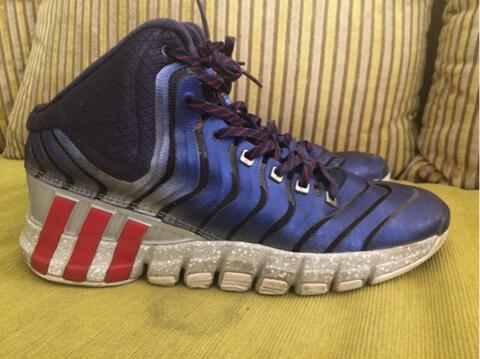 WTS Sepatu Basket Adidas Crazy Quick 2 John Wall Original