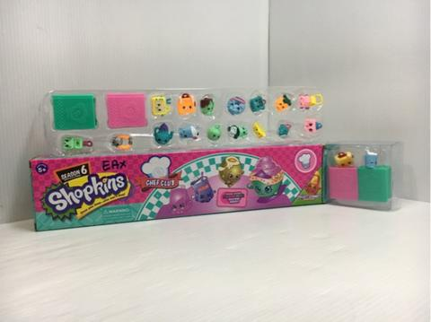 Shopkins Megapack Season 6