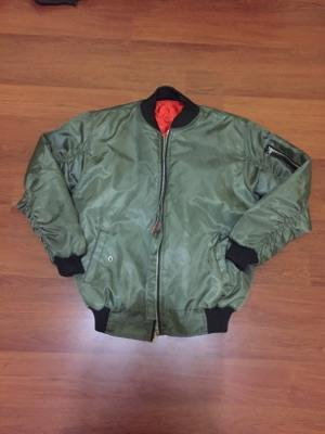 Bomber Jacket Green Army All Size