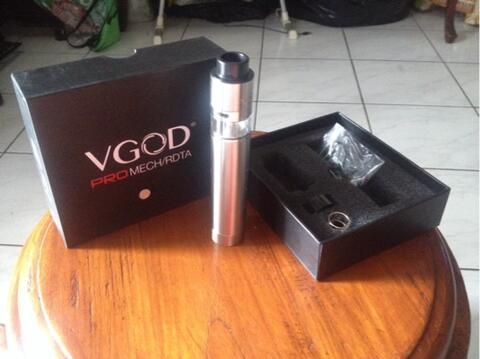 VGOD Pro Mech MOD + RDTA