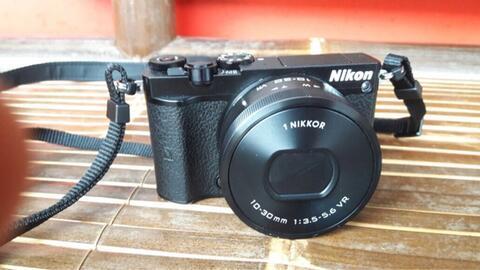 Nikon J5 mulus