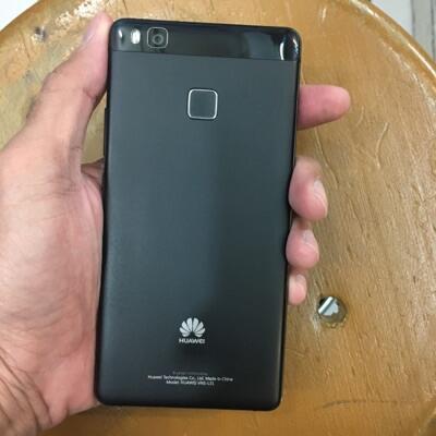 Huawei P9 Lite Black Mulus Masih Garansi Bandung
